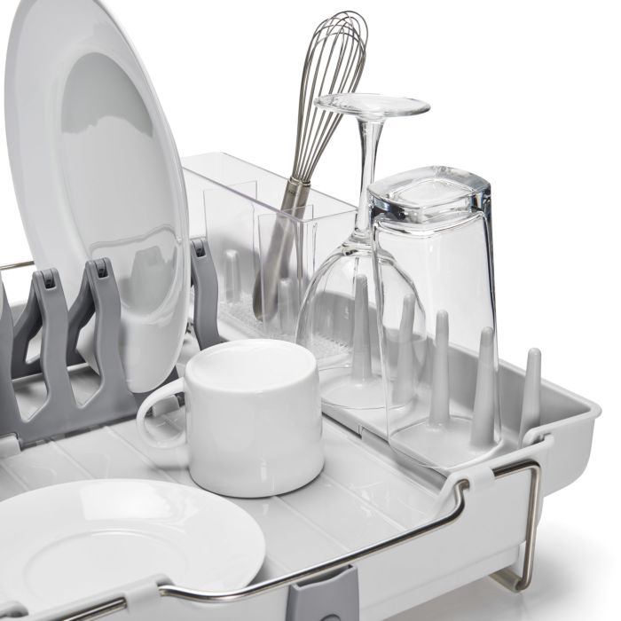 OXO Good Grips Foldaway Dish Rack 1681