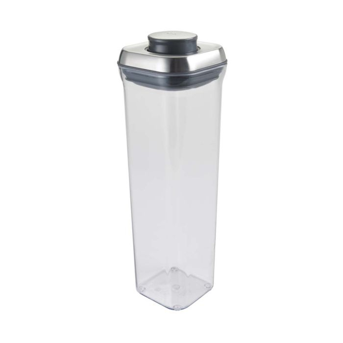 OXO SteeL POP Container - Small Square (2.1 Qt) 2062