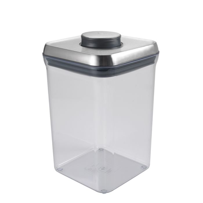 OXO SteeL POP Container-Big Square (4.0 Qt) 2068