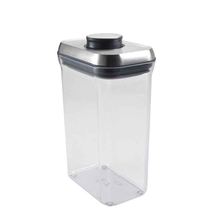 OXO SteeL POP Container - Rectangle (2.5 Qt) 176837