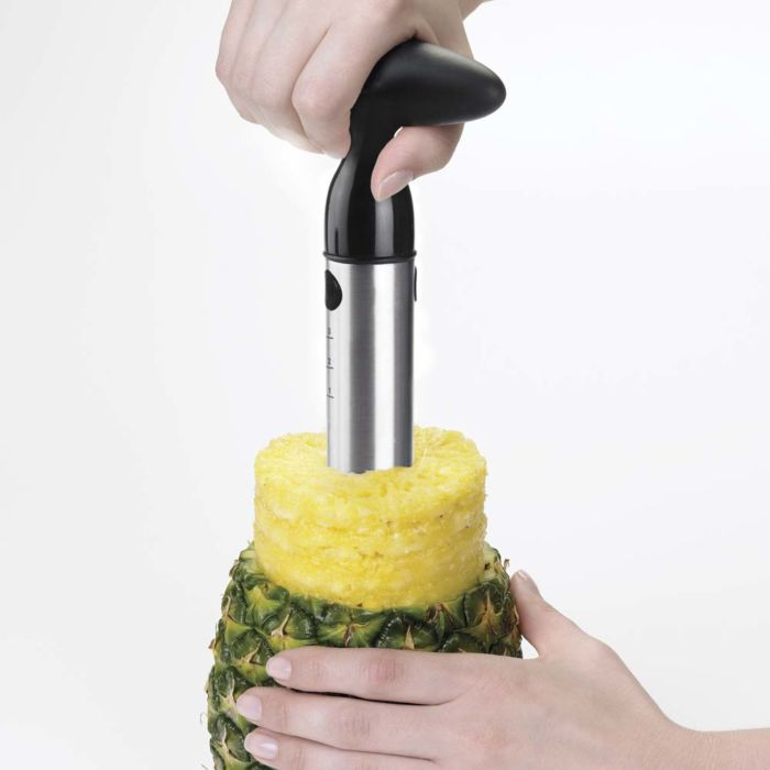 OXO Stainless Steel Ratcheting Pineapple Slicer 638