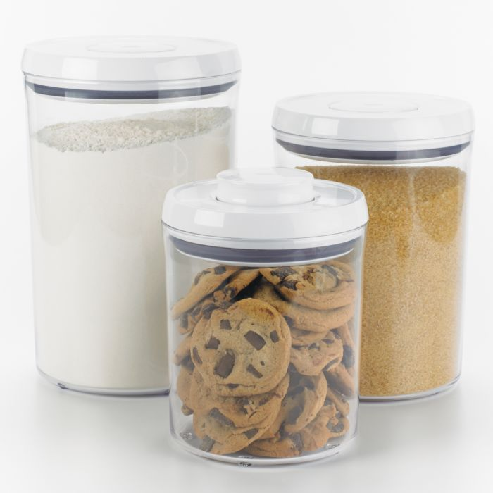 3-Piece POP Round Canister Set 2026