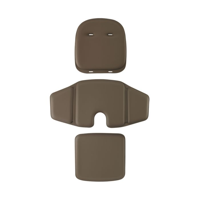 Tot Sprout™ Chair Replacement Cushion Set - Taupe 3243