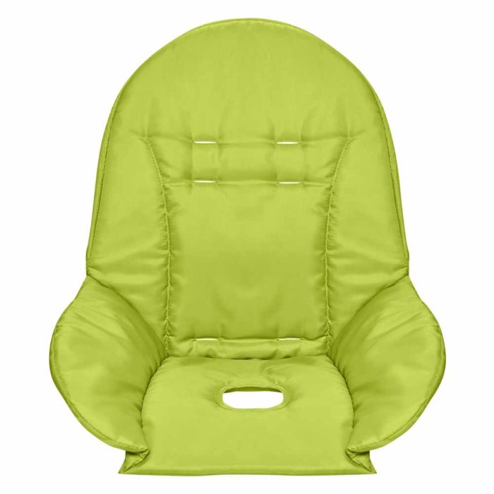 Tot Seedling High Chair Replacement Cushion - Green 3250