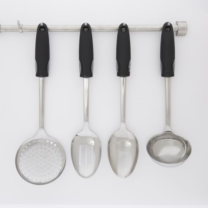 Polished Stainless Steel Spoon 934