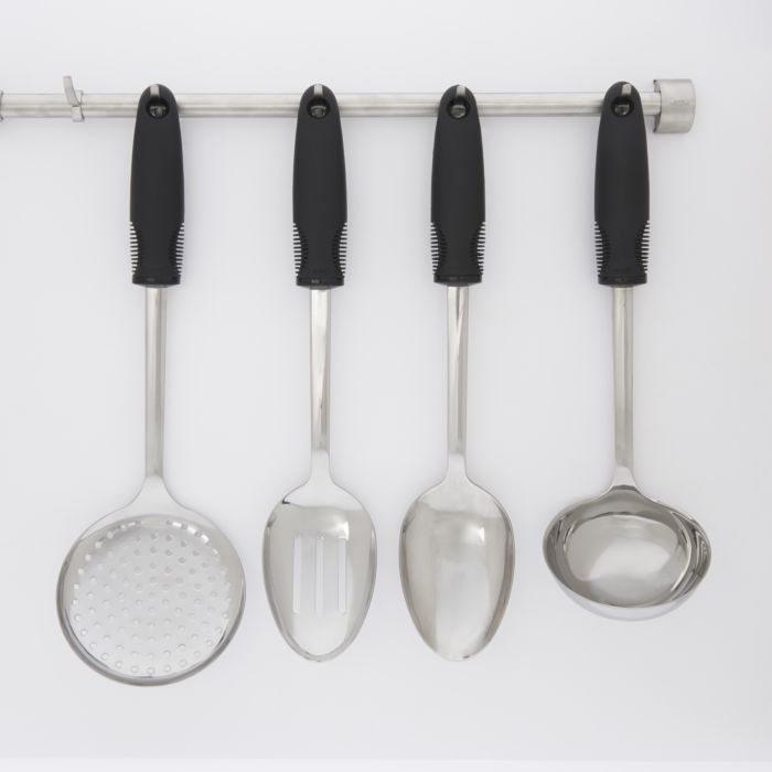Polished Stainless Steel Ladle 946