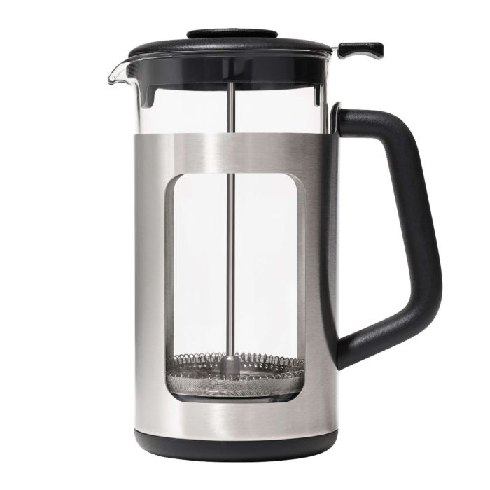 8 Cup French Press with Grounds Lifter 176349