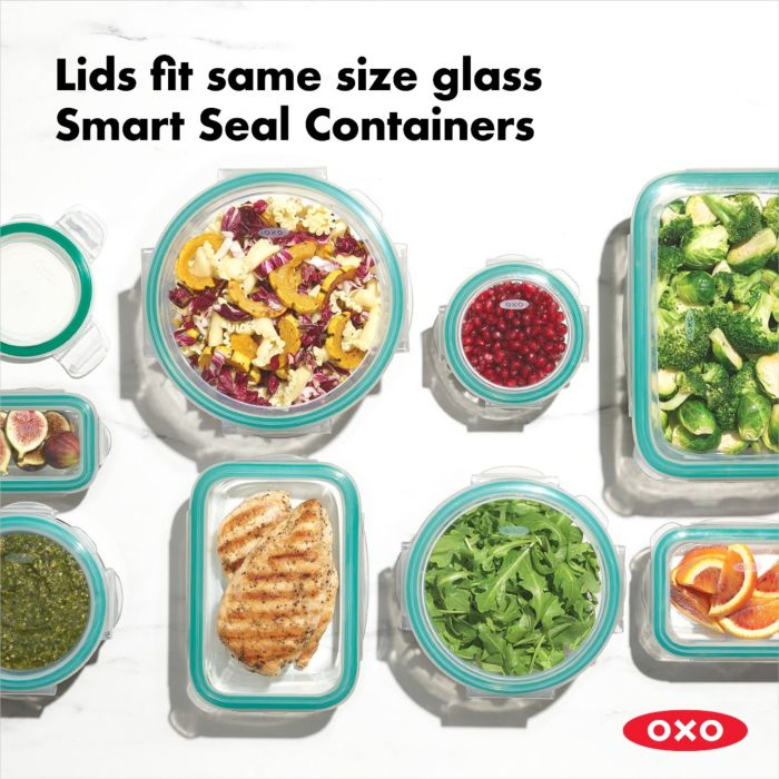 OXO 16 Piece Smart Seal Glass Container Set 176689