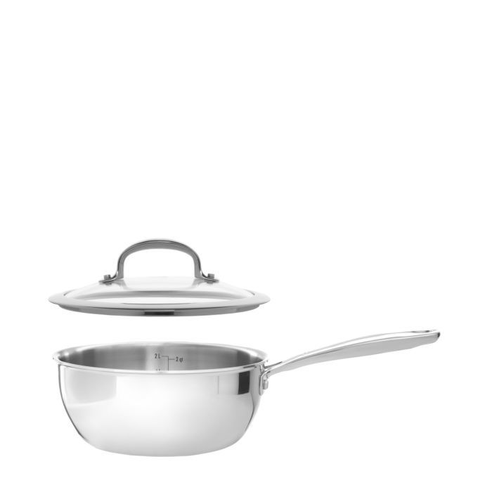 Stainless Steel Pro 13 Piece Cookware Set 788