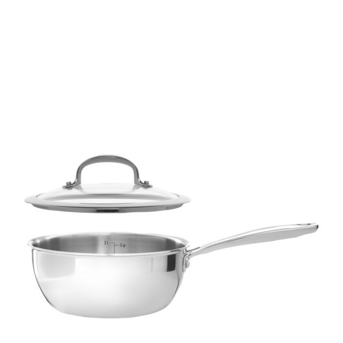 Stainless Steel Pro 13 Piece Cookware Set 792