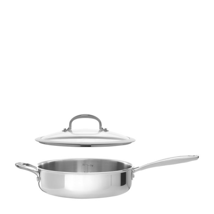 Stainless Steel Pro 13 Piece Cookware Set 791