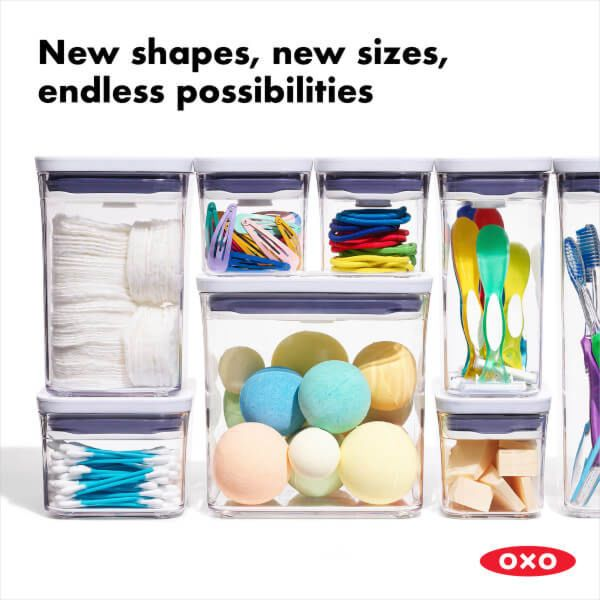 OXO POP Container, Rectangle Tall 3.7 qt. 175458