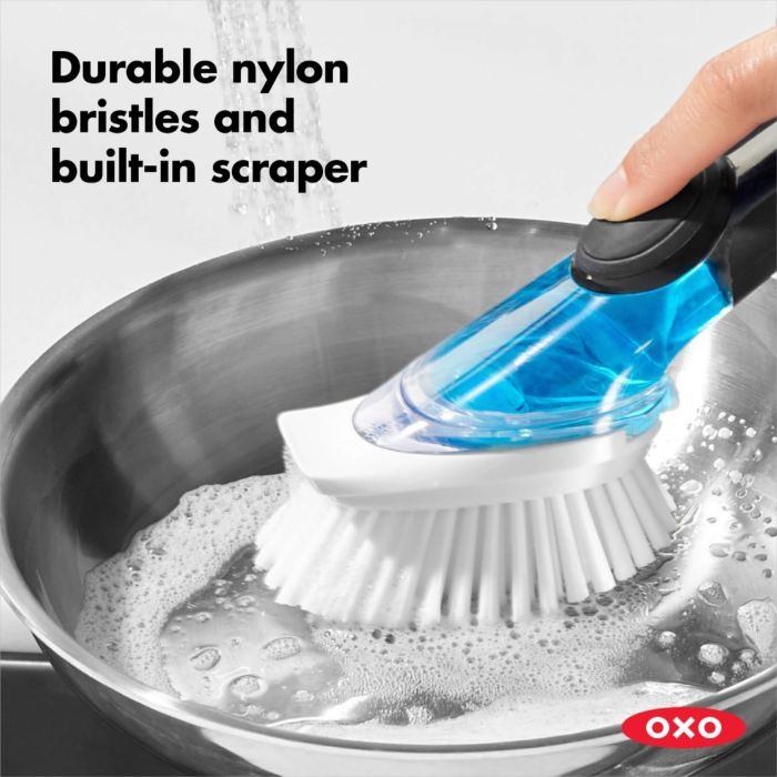 Soap Dispensing Dish Brush 176498