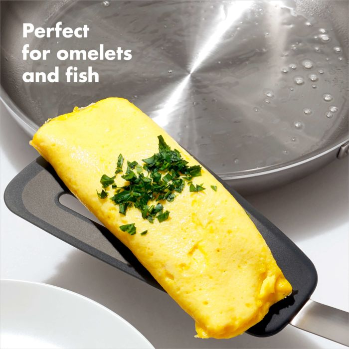 Silicone Flexible Omelet Turner 177915
