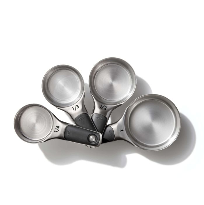 Stainless Steel Measuring Cups 176748