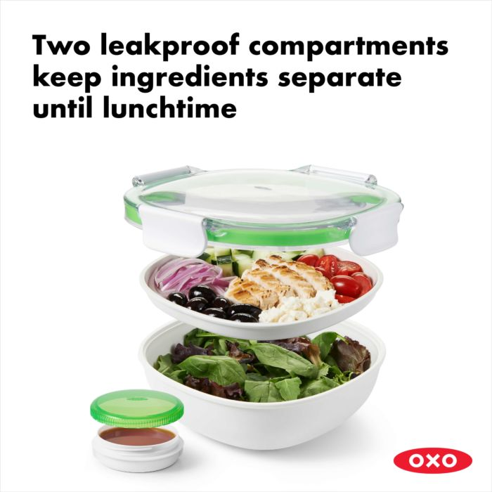 On-the-Go Salad Container 177994