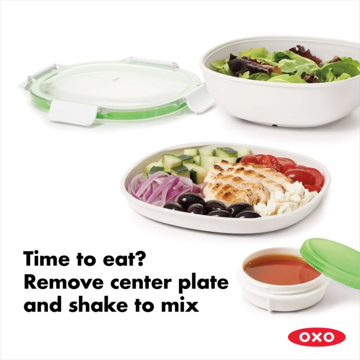 On-the-Go Salad Container 177996