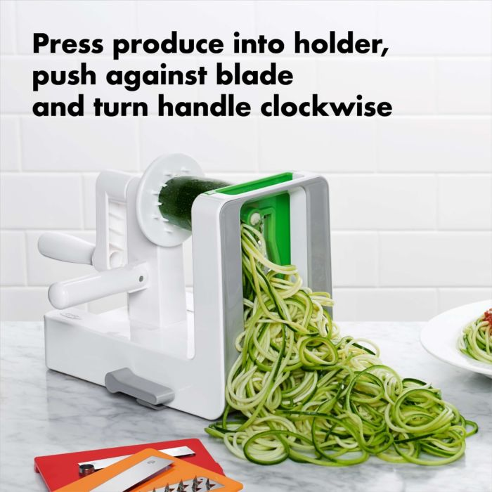 Tabletop Spiralizer 176024