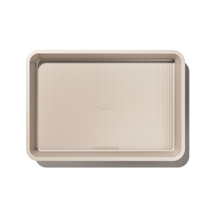 Non-Stick Pro Quarter Sheet Jelly Roll Pan - 9