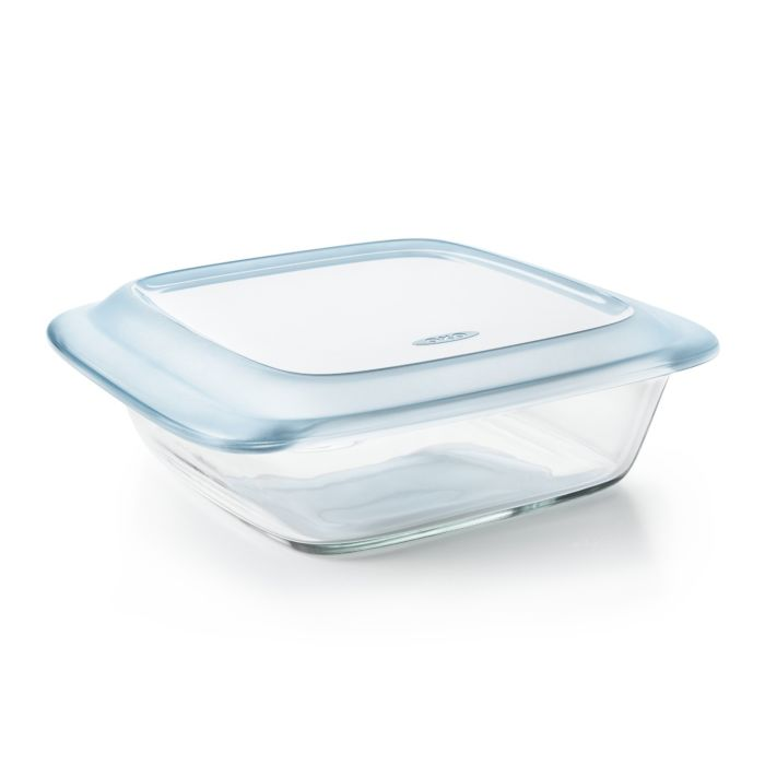 Glass Baking Dish with Lid (2.0 Qt) 9037