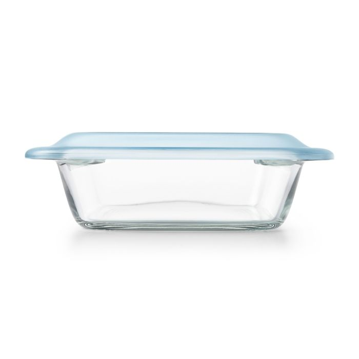 Glass Baking Dish with Lid (2.0 Qt) 9038