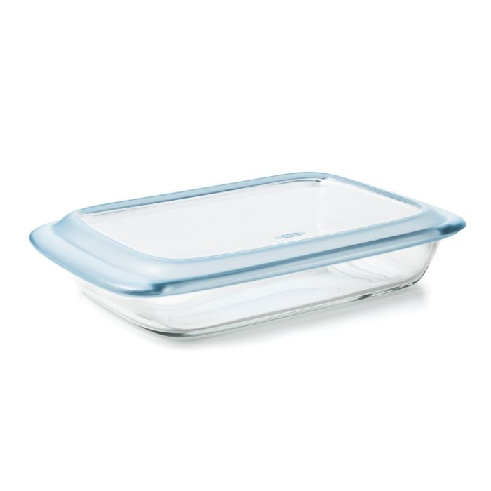 Glass Baking Dish with Lid (3.0 Qt) 9058