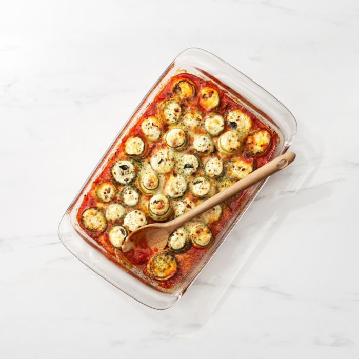 Glass Baking Dish with Lid (3.0 Qt) 9061