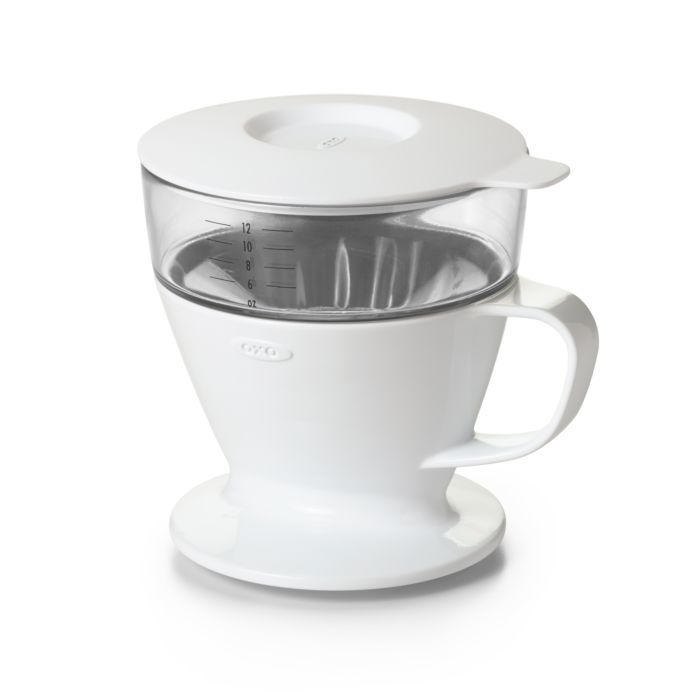 Pour-Over Coffee Maker with Water Tank 9314