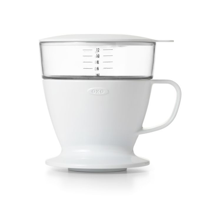 Pour-Over Coffee Maker with Water Tank 9310