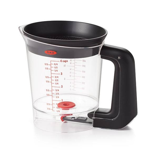 OXO Good Grips Good Gravy Fat Separator – 4 Cup 4157