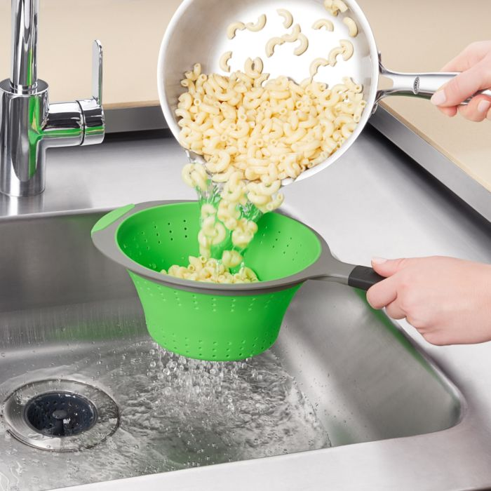 Silicone Collapsible Strainer (2.0 Qt) 4911