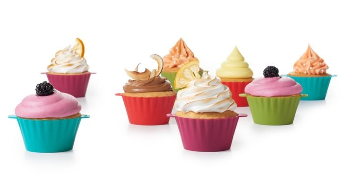 Silicone Baking Cups (12 Pack) 4095