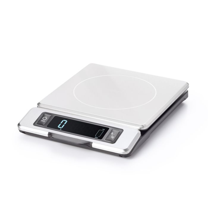 11 lb Stainless Steel Food Scale with Pull out Display 5020