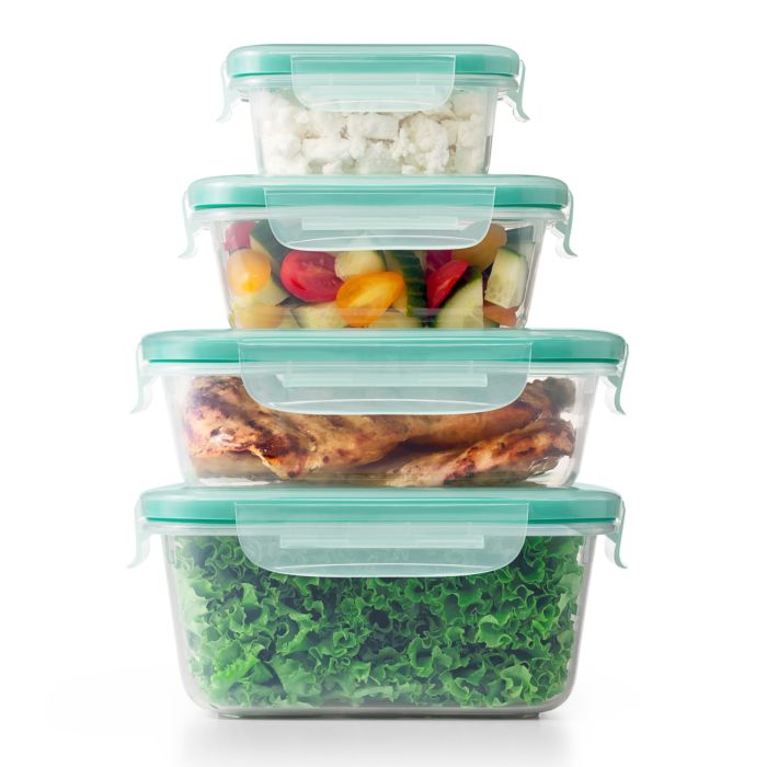 OXO Good Grips Smart Seal 20-Piece Plastic Container Set 8920
