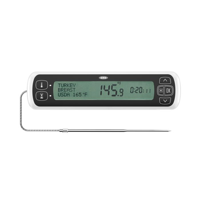 OXO Good Grips Chef's Precision Digital Leave-In Thermometer 4989
