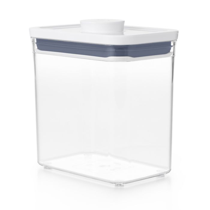 OXO POP Container Rectangle Short 1.7 Quart