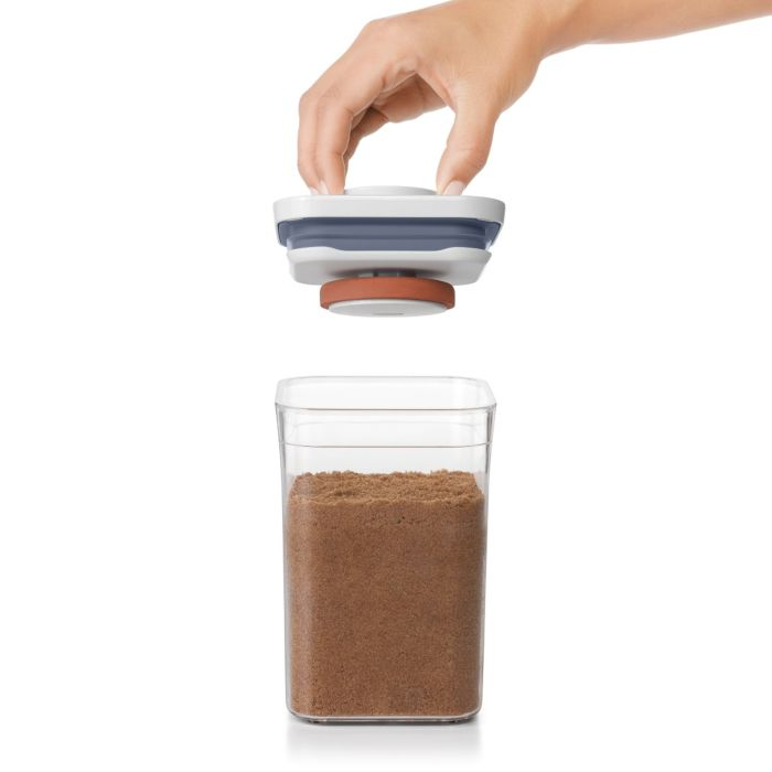 OXO POP Brown Sugar Keeper on POP Container lid