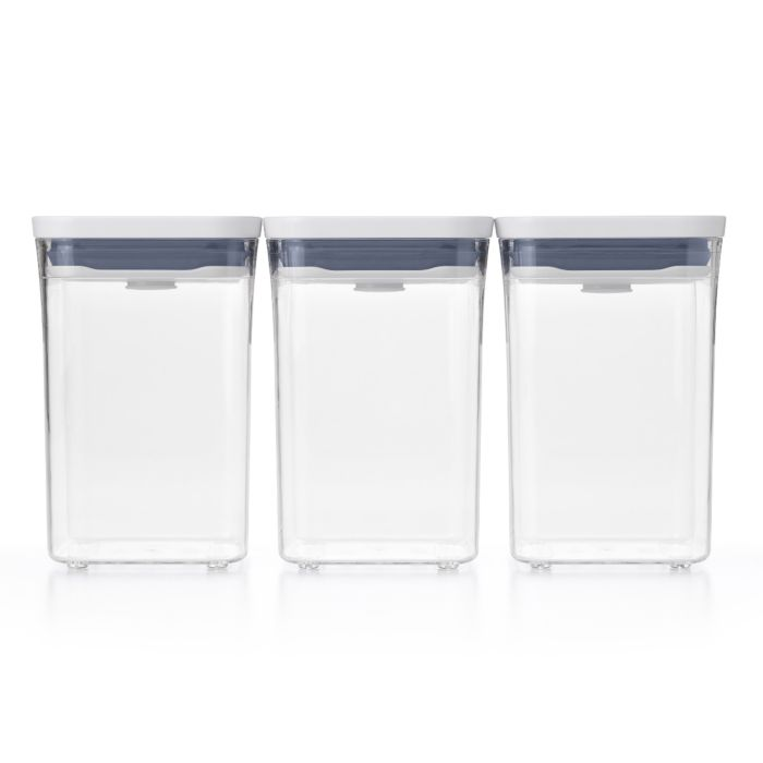 OXO POP 3 Piece Small Container Set