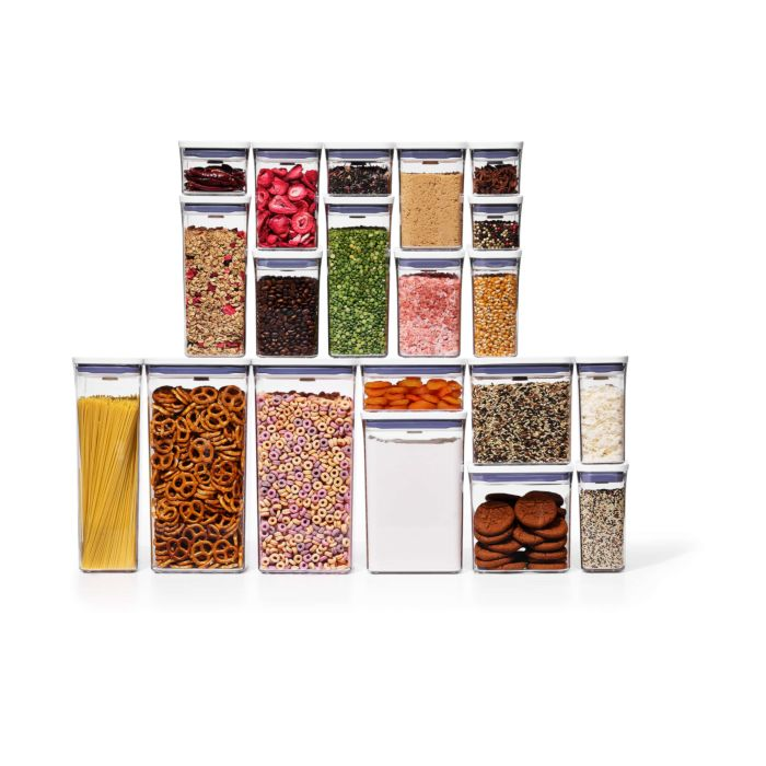 20-Piece POP Container Set 177770