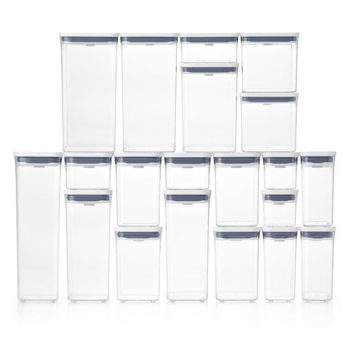 Empty OXO 20-Piece POP Container Set