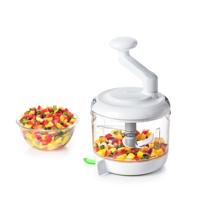 OXO Good Grips One Stop Chop Manual Food Processor  175894