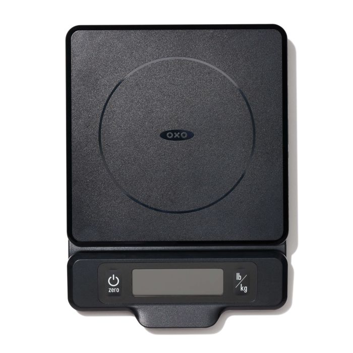 5 lb Food Scale with Pull-Out Display 177448