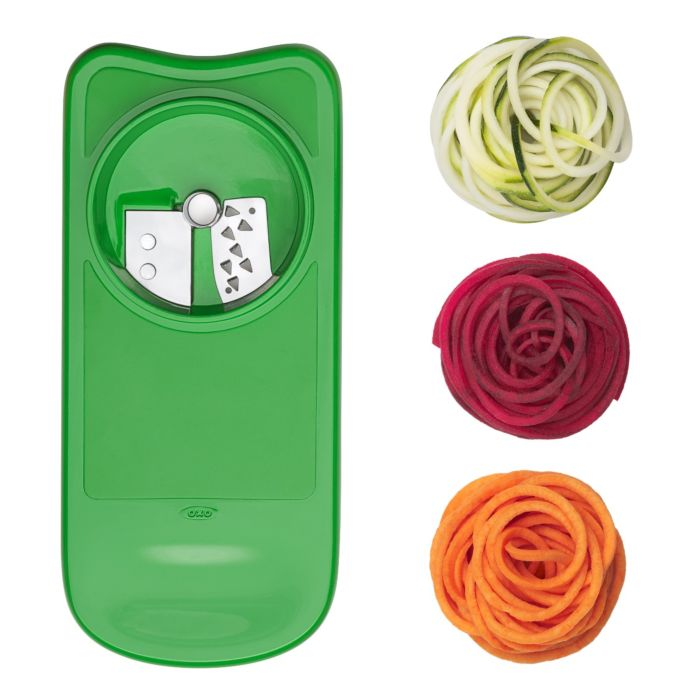 OXO Good Grips Spiralize, Grate & Slice Set 5264