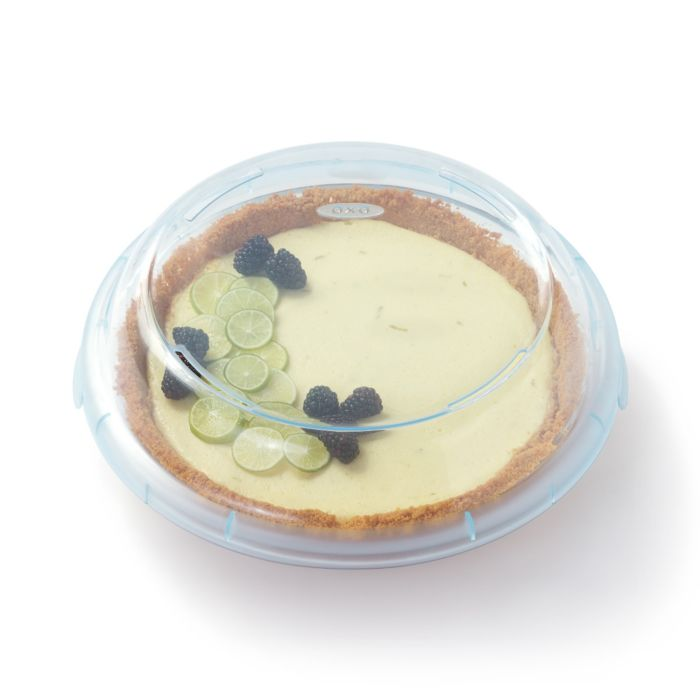 OXO Good Grips 9-in Pie Plate with Lid with pie