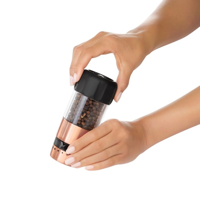Accent Mess-Free Pepper Grinder 6396