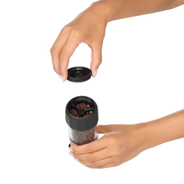 Accent Mess-Free Pepper Grinder 6397