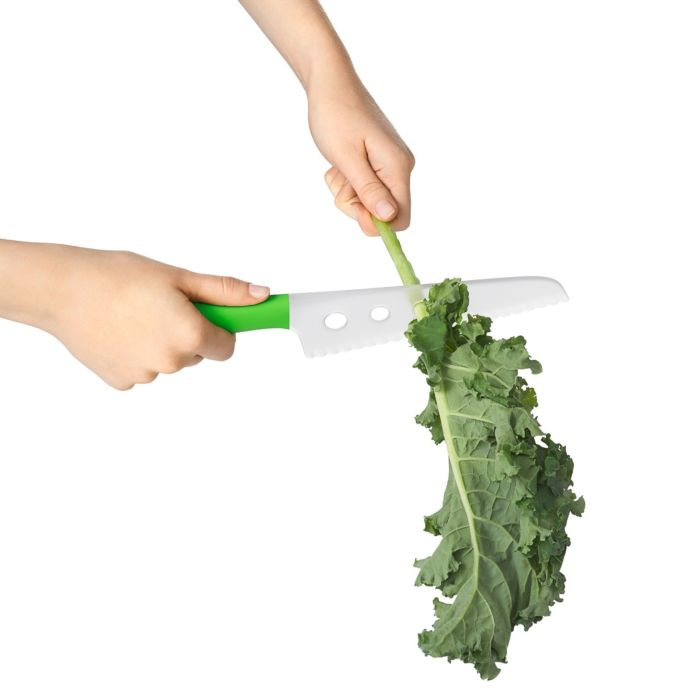 OXO Good Grips Lettuce Knife with Kale Stripper  5241