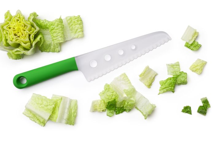 OXO Good Grips Lettuce Knife with Kale Stripper  5242