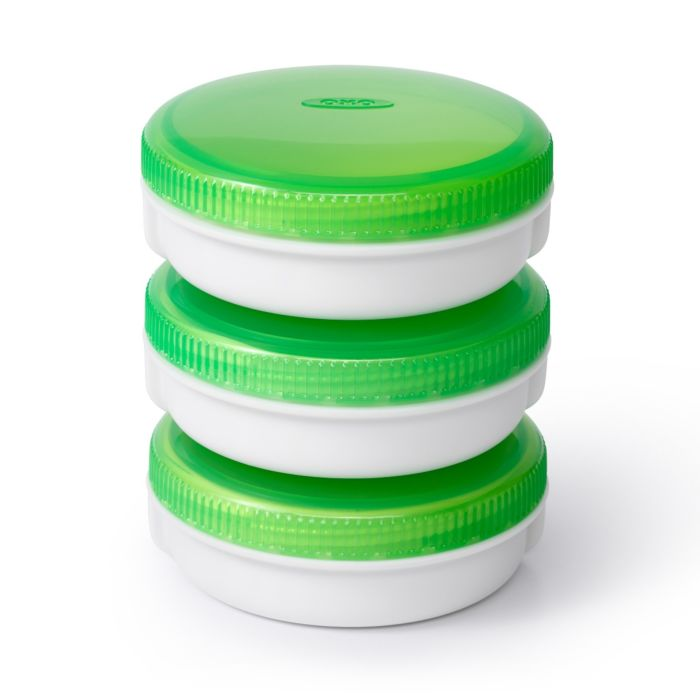 OXO Good Grips On-the-Go Condiment Keeper (3 Piece) 6588