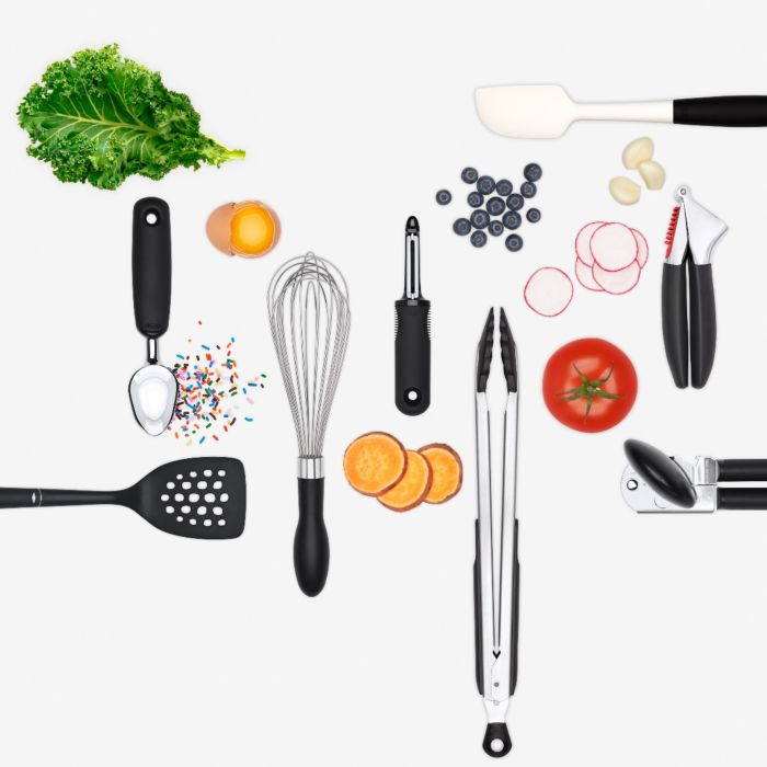 OXO Good Grips 18-Piece Kitchen Utensil Set 6295